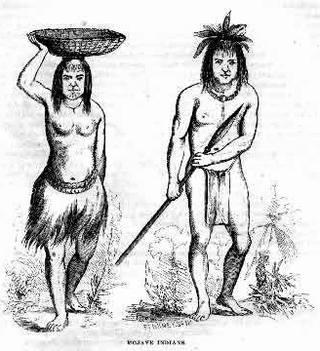 Chemehuevi, Mohave & Cahuilla Indians